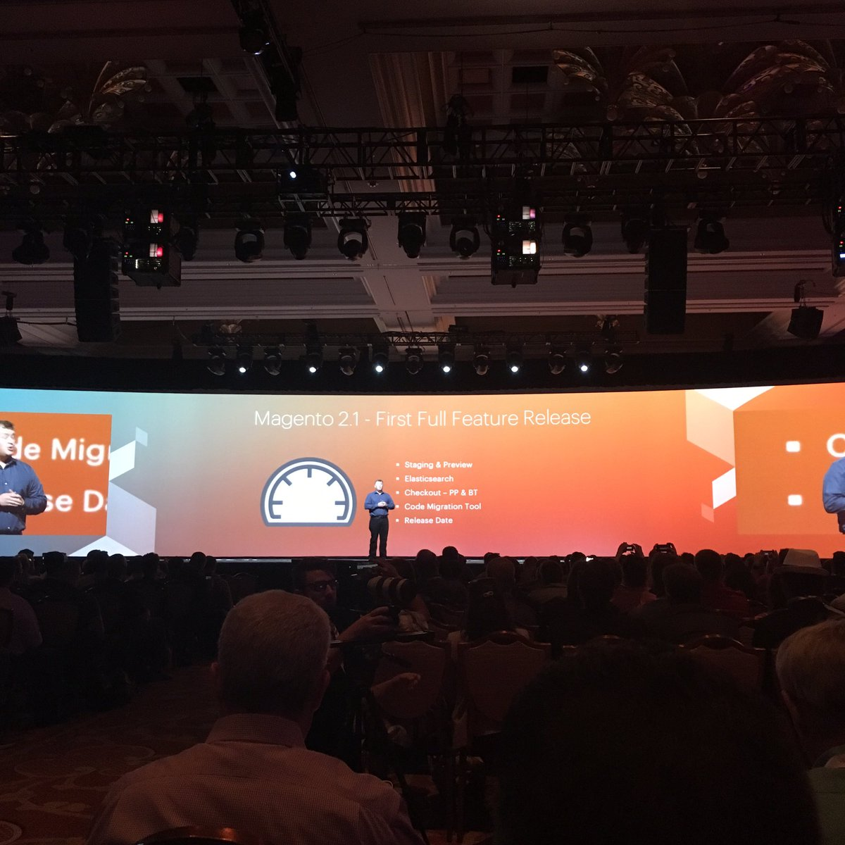 WebShopApps: Magento 2.1 to drop in June 2016 #MagentoImagine #Imagine2016 https://t.co/nYabipbeR8