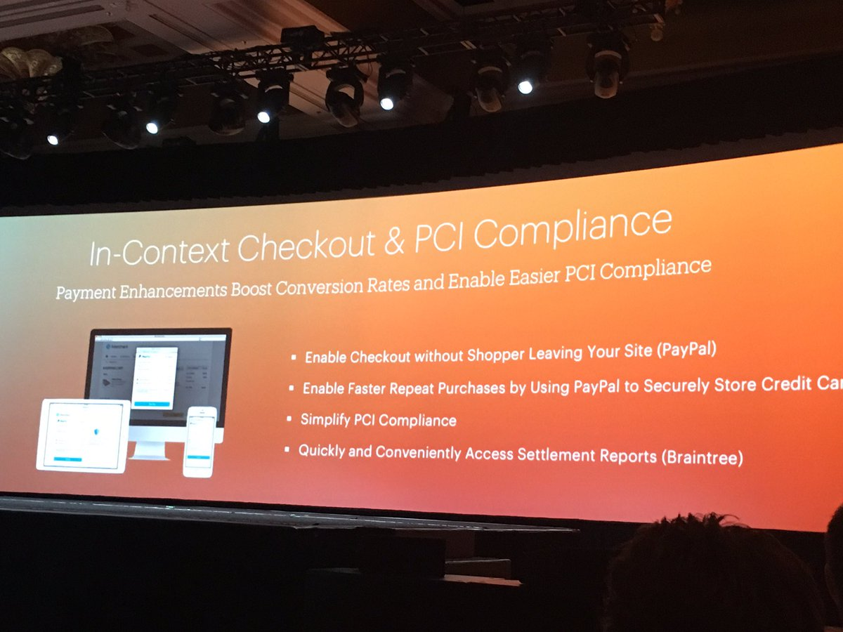 phoenix_medien: #Magento 2.1 feature: In-context checkout #MagentoImagine https://t.co/Gsvv6I3utB