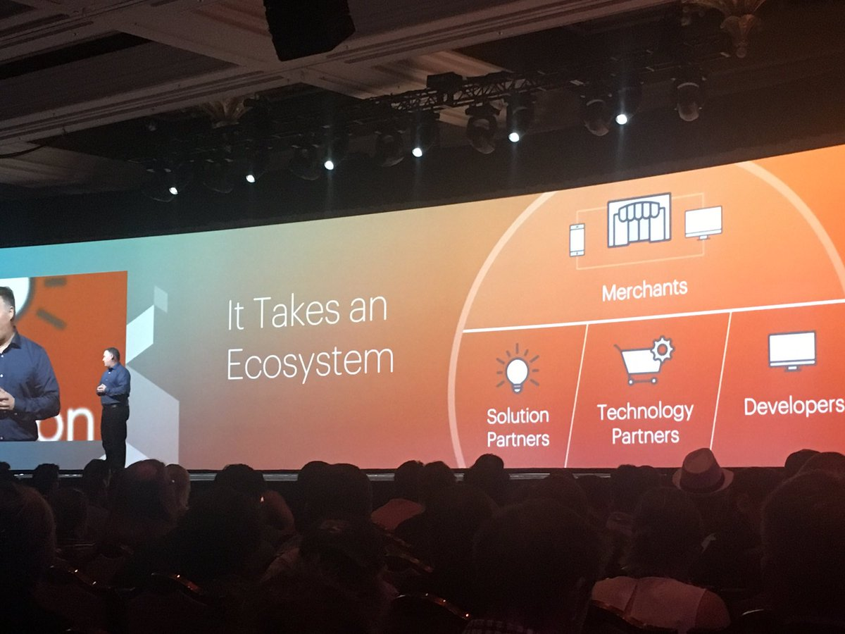 WebShopApps: .@Magento success has always been result of passion & talent of #RealMagento community @ProductPaul #MagentoImagine https://t.co/vqsiiNTDKK