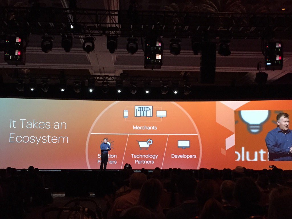 magento_rich: The power of @magento is in the ecosystem. #MagentoImagine #RealMagento https://t.co/yAZHBjI8dn