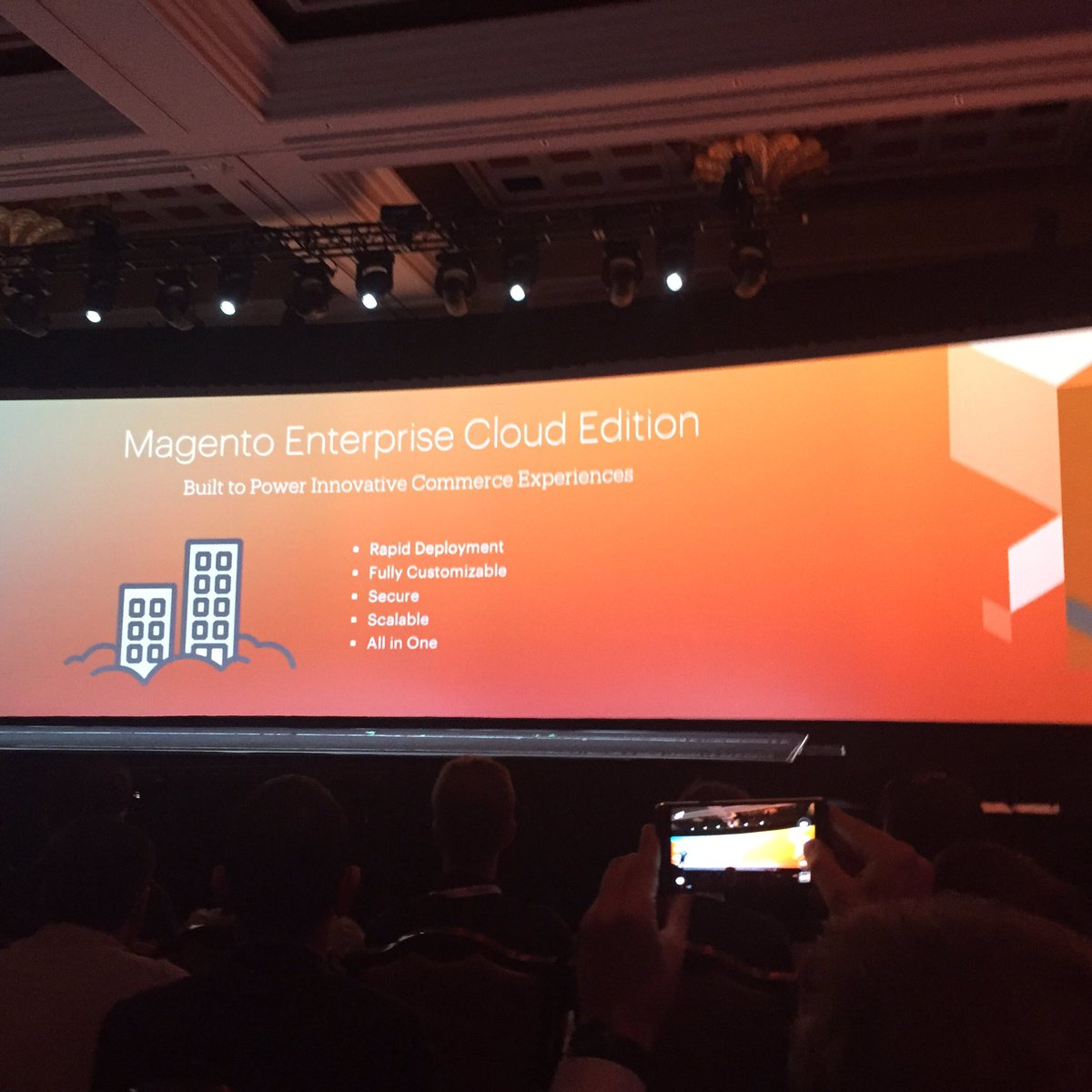 jaalcant: New MECE #MagentoImagine https://t.co/HXDj3nW0a2