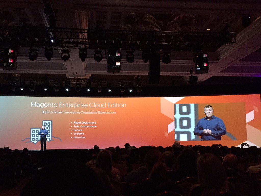 magento_rich: Regular and consistent releases for #Magento2. #MagentoImagine https://t.co/lc7EizxmiW