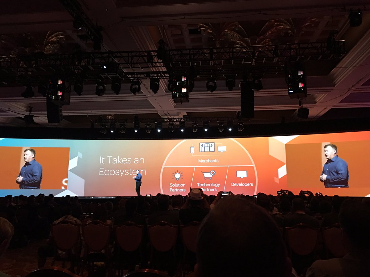 ebizmarts: Can't agree more with @ProductPaul : It takes an Ecosystem #MagentoImagine https://t.co/VGajIlg2IU
