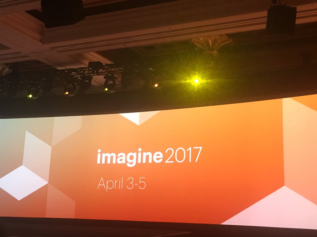 DCKAP: #MagentoImagine 2017 is Apr 3-5 next year https://t.co/0XVYsmcxII