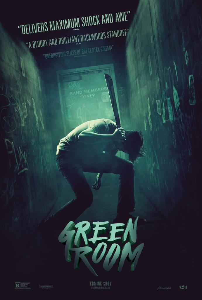 Retweet and tag #JBTV to win a pair of tickets to Green Room on 4/21/16 at 7pm at Music Box Theatre! https://t.co/mRIIPkY3pt