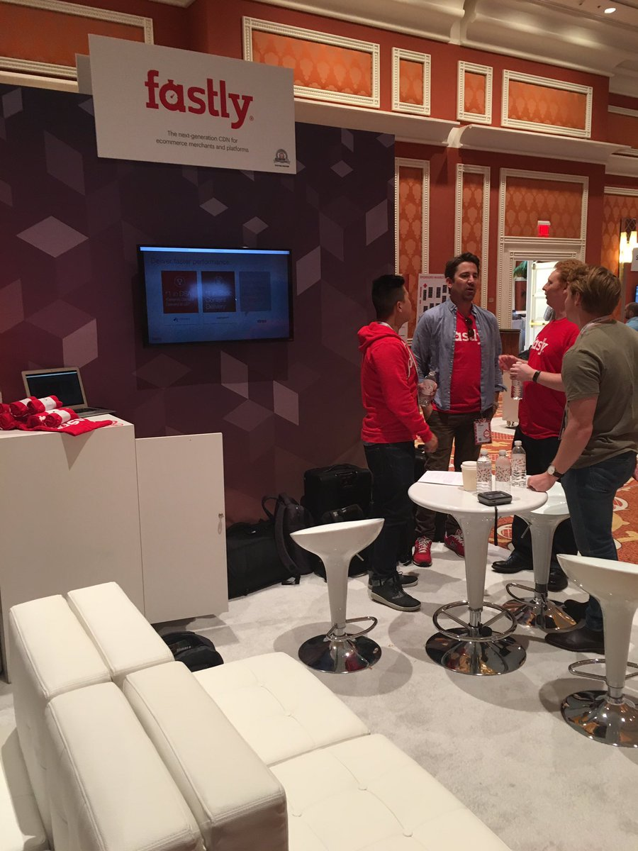BjoernKraus: Visit us at the booth to hear more about CDN, Varnish and @fastly #MagentoImagine https://t.co/n4vePbrE7g