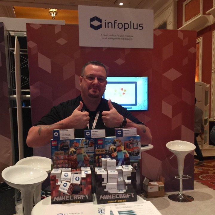 infopluscommerc: Wow. What a week. Magento!!!  Come grab some legos as we close out the week! #magentoImagine https://t.co/OUAgJ9Bf5F