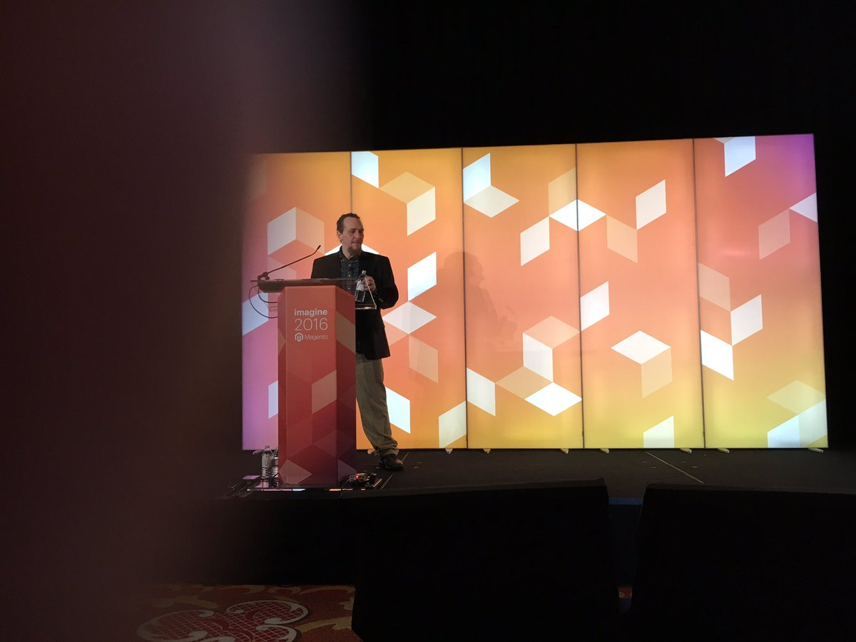 VinaiKopp: @aepod less oops, more ops! #MagentoImagine https://t.co/FLqUNl1pM4