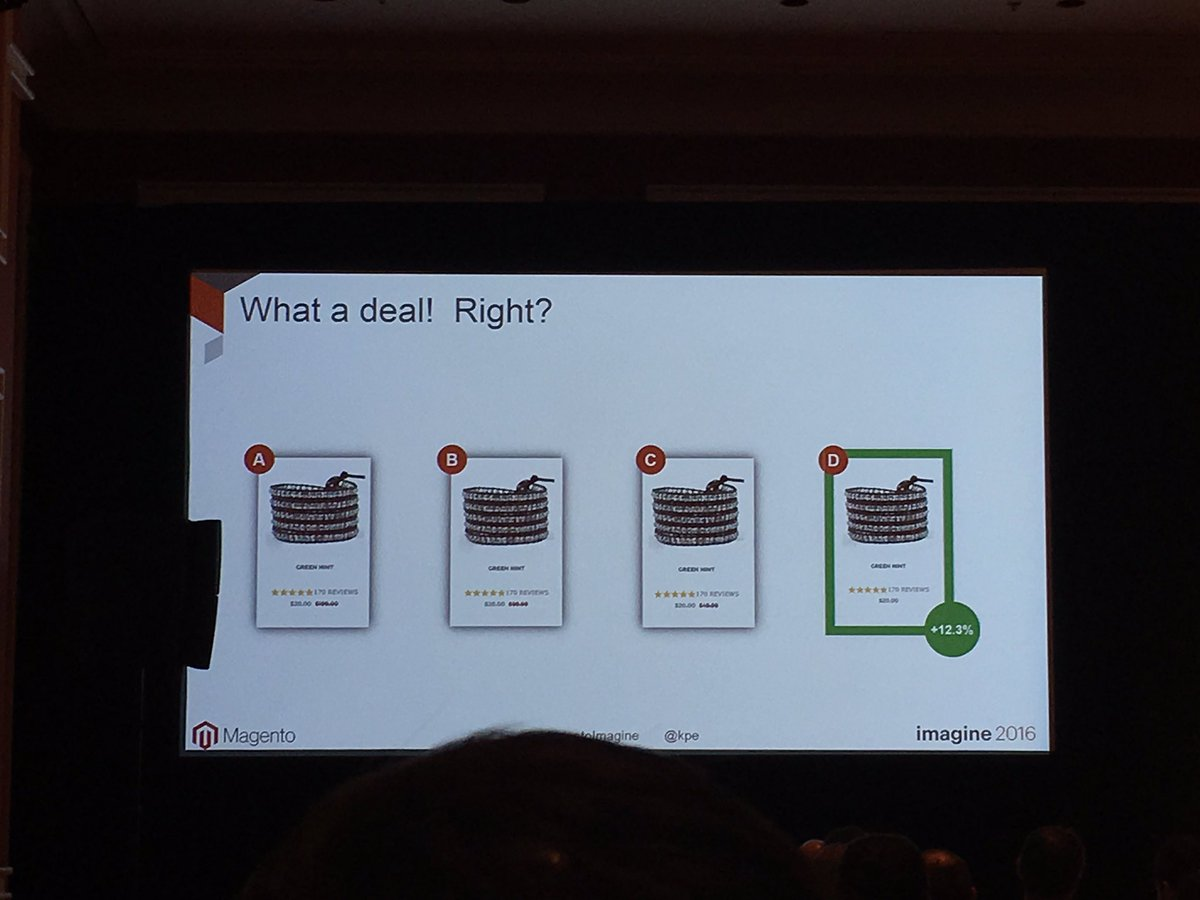 xavigs85: #MagentoImagine @kpe what is the best solution?? Upssss in the picture https://t.co/Cey3FG8hz5