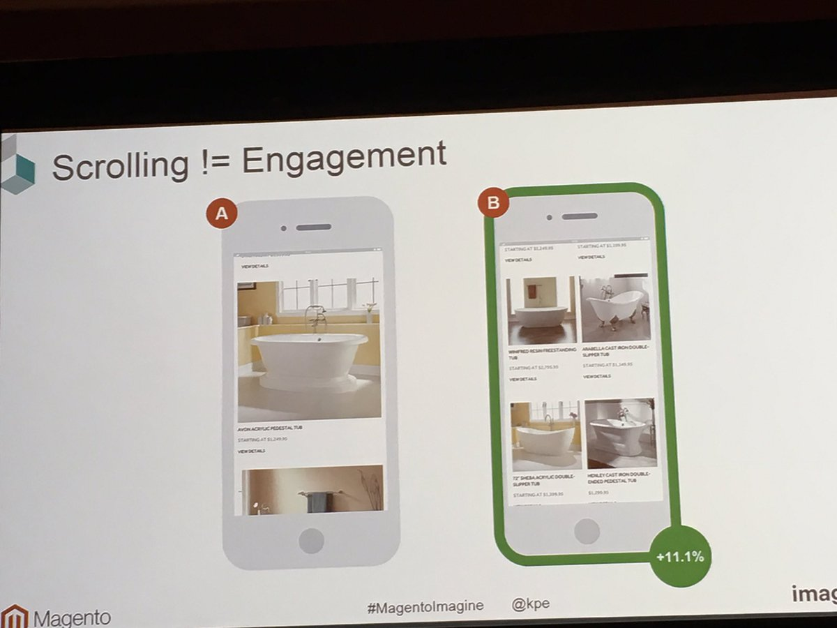 altima_na: Scrolling != Engagement! Only tap counts! #MagentoImagine #Optimize https://t.co/qkXEa6arI2