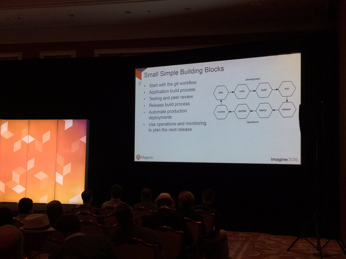 magento: Less Opps more Ops: small simple building blocks @Robofirm #MagentoImagine https://t.co/iZNqden5t3