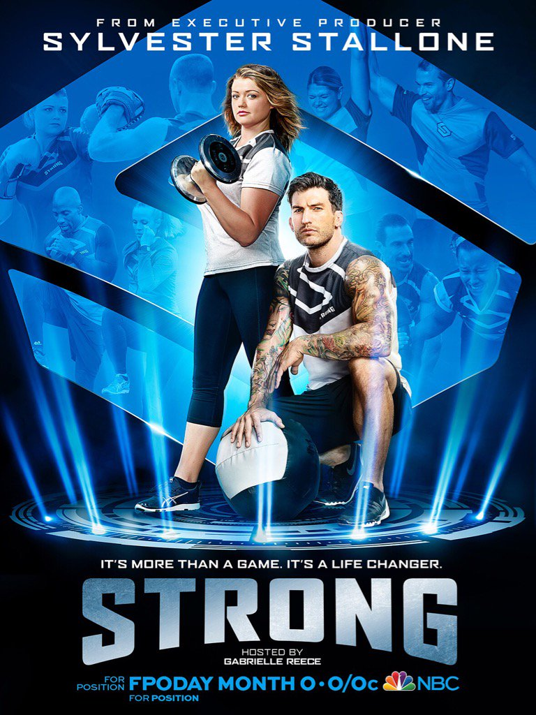 Be sure everyone sees this amazing show tonight on NBC incredible!A life changer!#Strong@NBC https://t.co/ba1fn0up3w