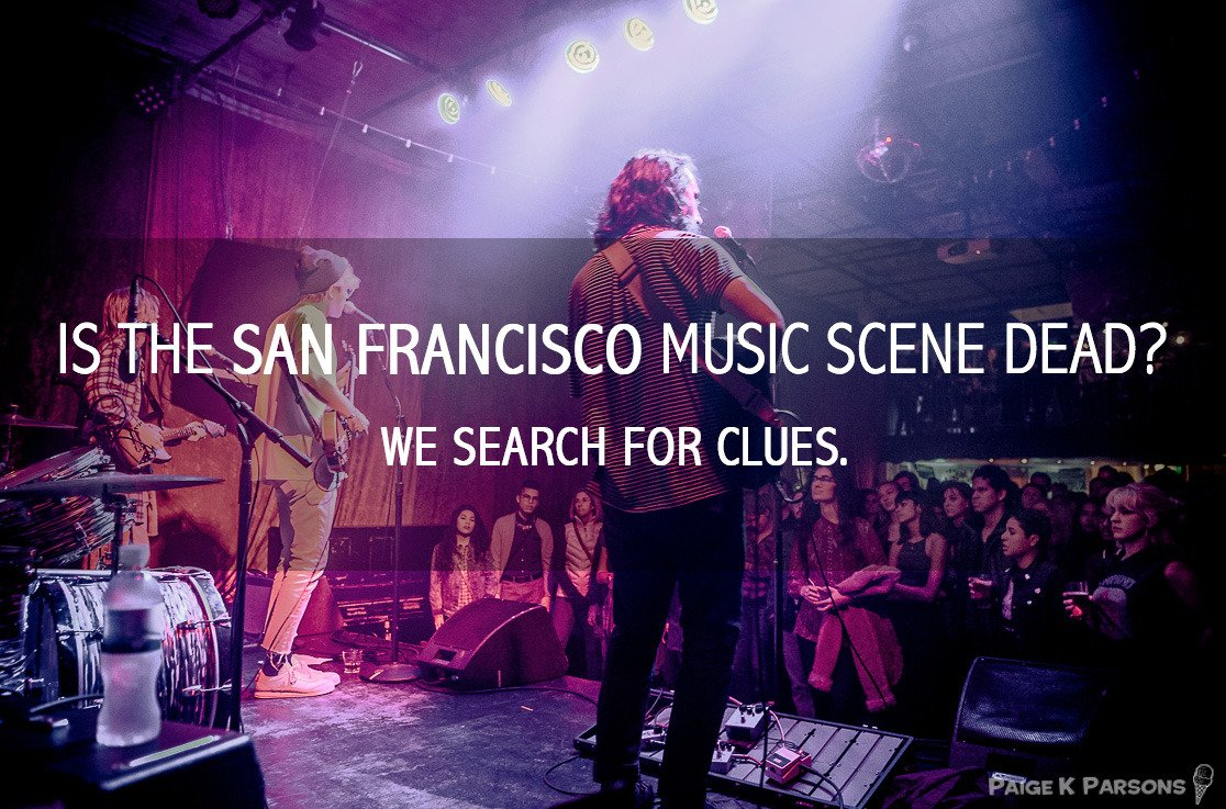 Is the SF music scene dead (in the words of @thebolditalic)? We search for clues: https://t.co/bwsGAqddeh. https://t.co/iPQPiAtKCi