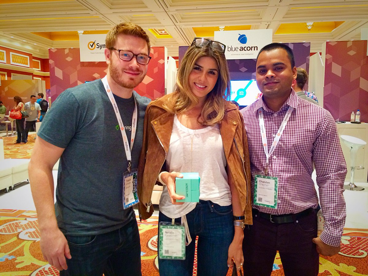 springbot: Congrats to Natalie from @HollywoodSuits for winning one of our @WonderWoof giveaways! #MagentoImagine https://t.co/U76aKwEny1