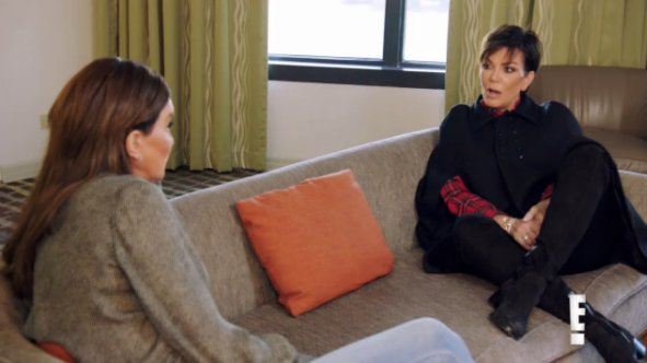 How does Kris Jenner feel about Caitlyn Jenner changing her birth certificate? Watch: