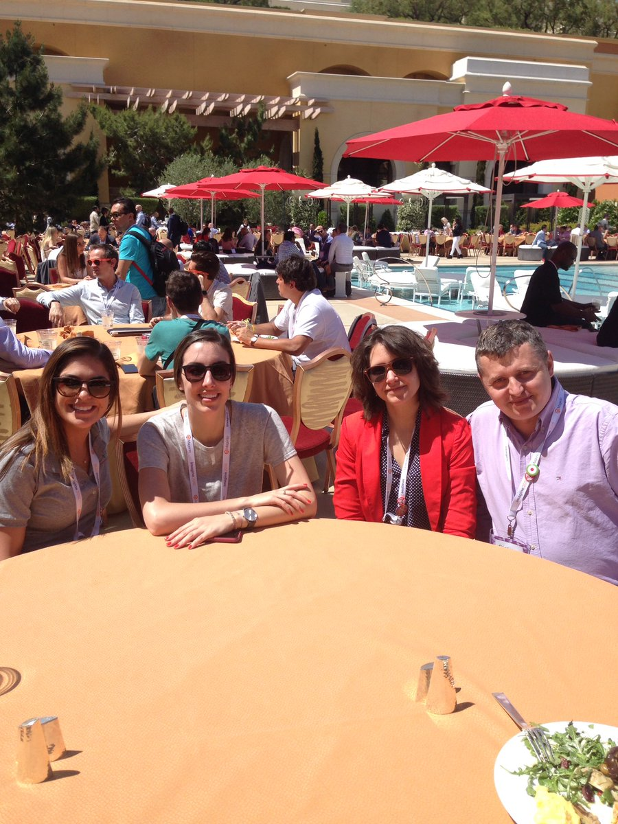 SheroDesigns: #TeamShero enjoying the amazing weather! #LasVegas #MagentoImagine https://t.co/2JFJ8rjdOT