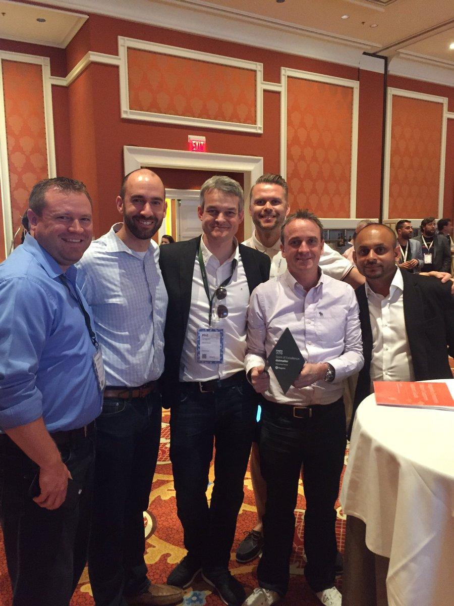 blueacorn: Congrats 2 our partner @dotmailer 4 the @Magento Tech Partner Spirit of Excellence! In good company #MagentoImagine https://t.co/zxW95UIOxY