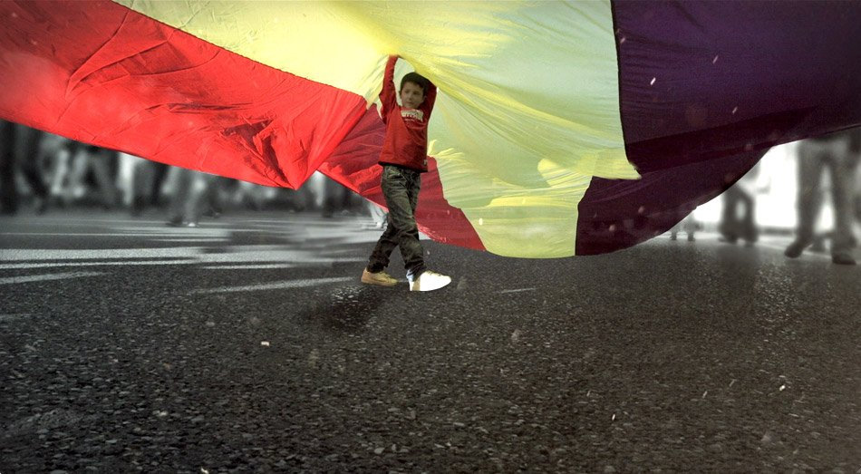 ¡Viva el 14 de abril, viva la República! #RepúblicaReferéndumYa https://t.co/uvVG5neIqn
