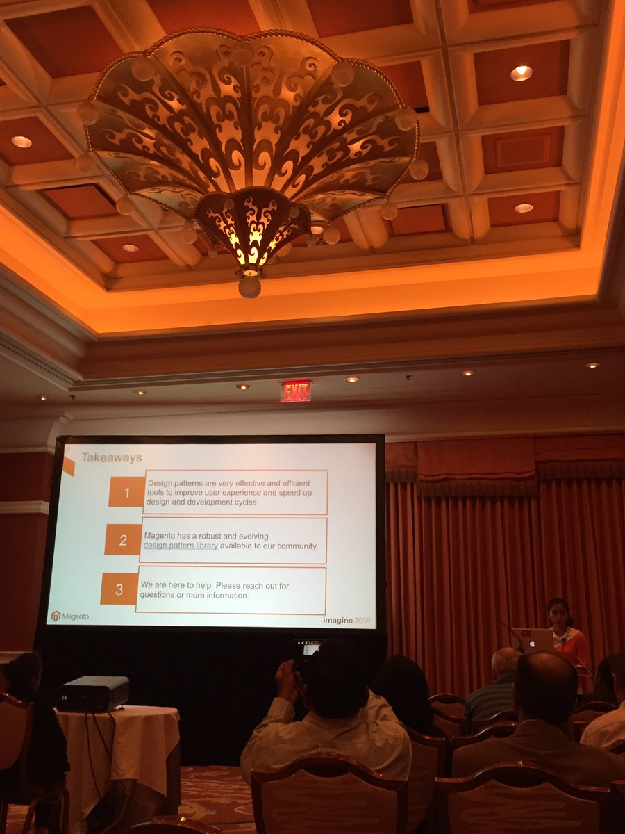 annhud: Great presentation, Yong! #VEGAS #design #barcamp #magentoimagine https://t.co/nDhd3z97iG