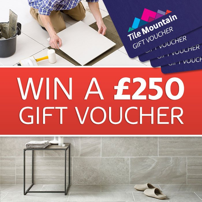 #Win a £250 voucher from @tilemountain1 to buy wall and floor tiles via @mum_themadhouse https://t.co/HbwPXt0qLE https://t.co/Q2UKWCeU7S