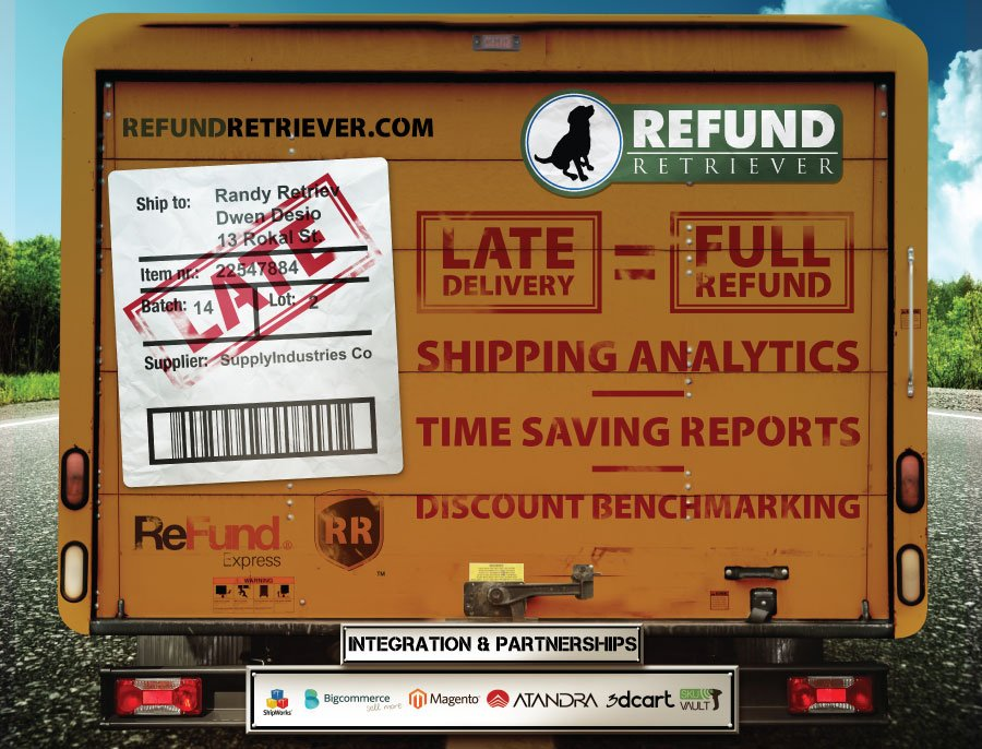 RefundRetriever: #MagentoImagine We are your trusted source for UPS & FedEx invoice auditing because of course..... #ifitslateitsfree https://t.co/zayCxP1woD