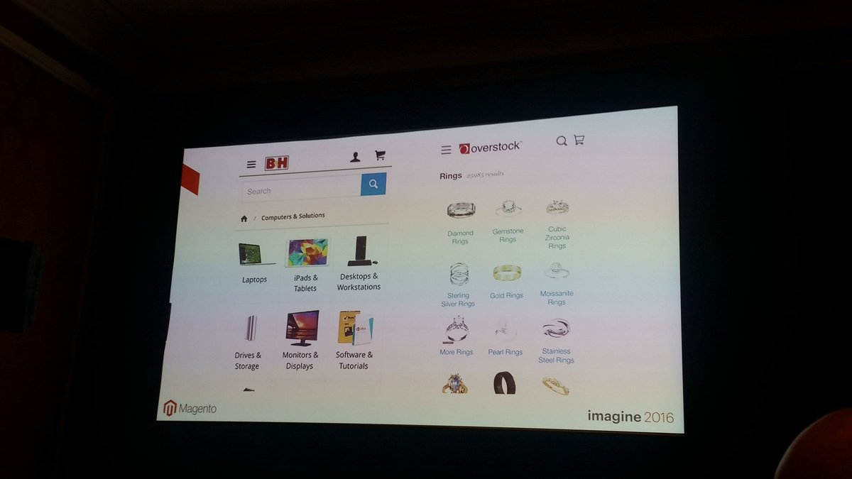 helenelefebvre: Scrolling != engagement, again, display more products to ease discovery #MagentoImagine cc @kpe https://t.co/vFvt0VL6OU