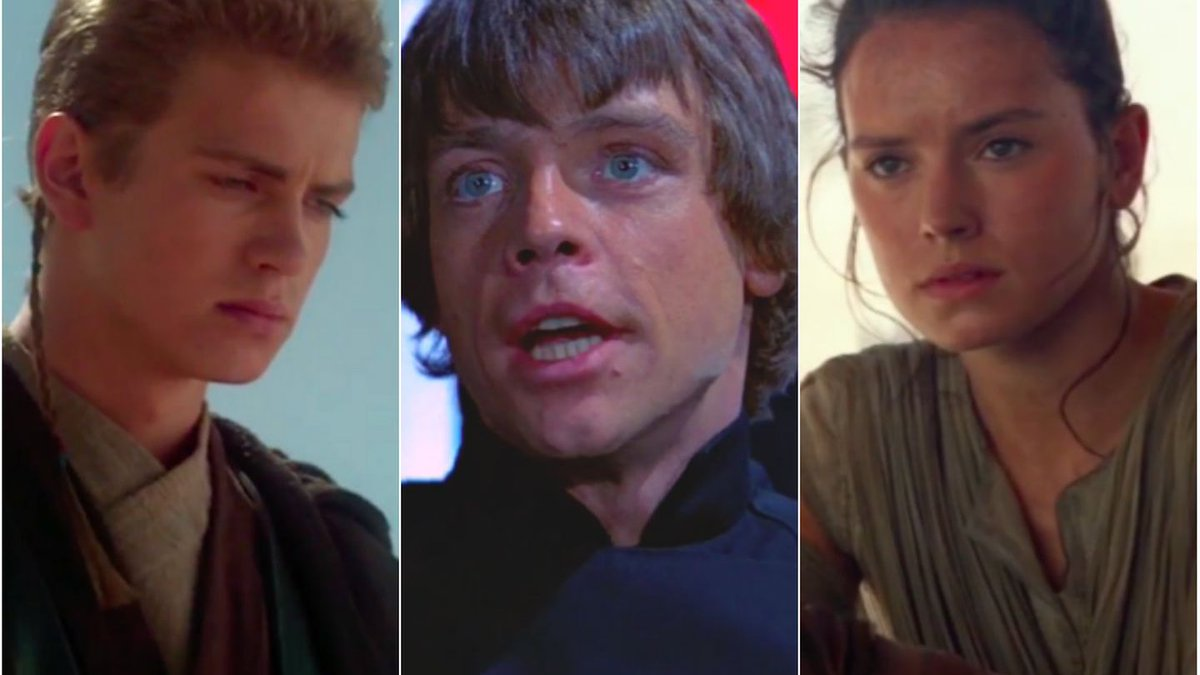 The Ultimate Star Wars Trailer Mashes Up All Seven Films Into One