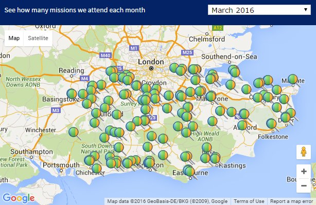 Did you know you can view a mission map showing the locations of all incidents attended by the KSS Air Ambulance? https://t.co/14QuK8cx54