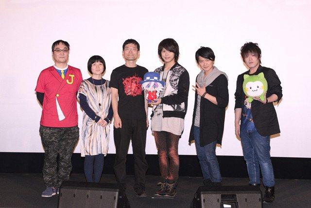 「怪盗ジョーカー」上映祭にたかはしひでやす登壇、村瀬歩は下野紘へ「好き!!」