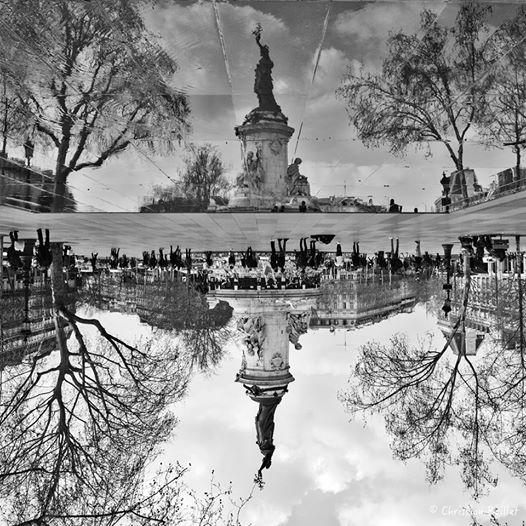 © Christian Baillet - Paris 2016 - Place de la République avant #NuitDebout https://t.co/8wgnY2OqkQ