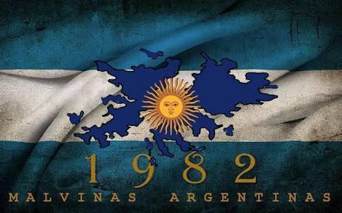 Fue hace tanto, pero como olvidar: Nunca olvidemos! #MalvinasArgentinas #Argentinos https://t.co/aXnubeJzE5