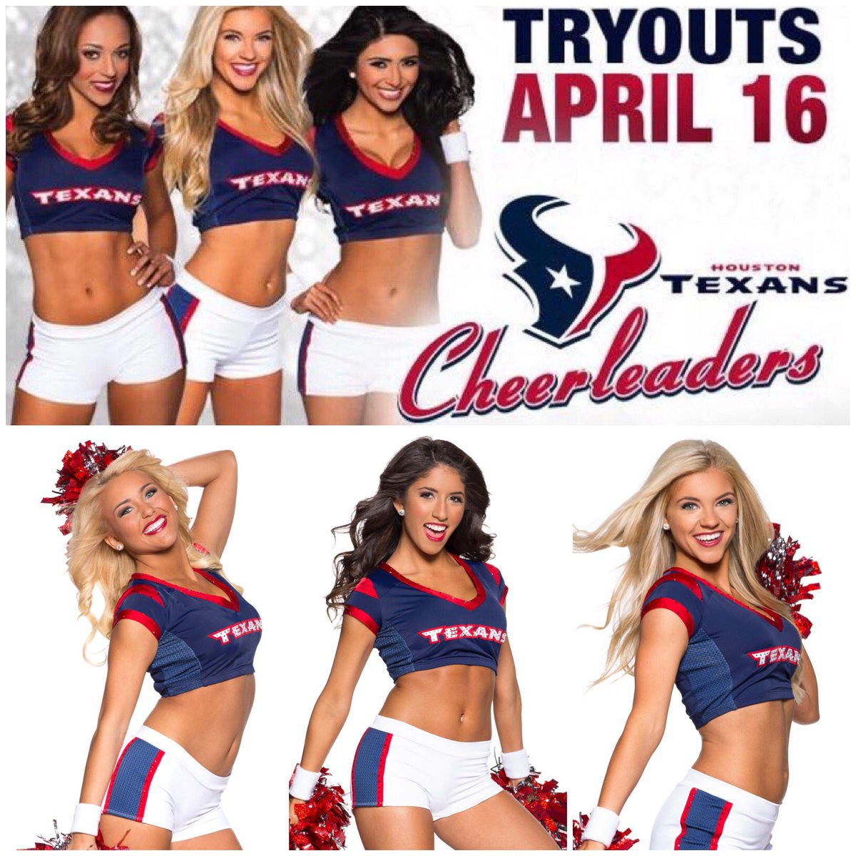 Today's a good day. @HTC_Megan, @HTC_AshleyR @HTC_Callie R coming 2 #DrinkHouston 2night. #HTCTryouts2016 #FinalFour https://t.co/poOLKGg8JK