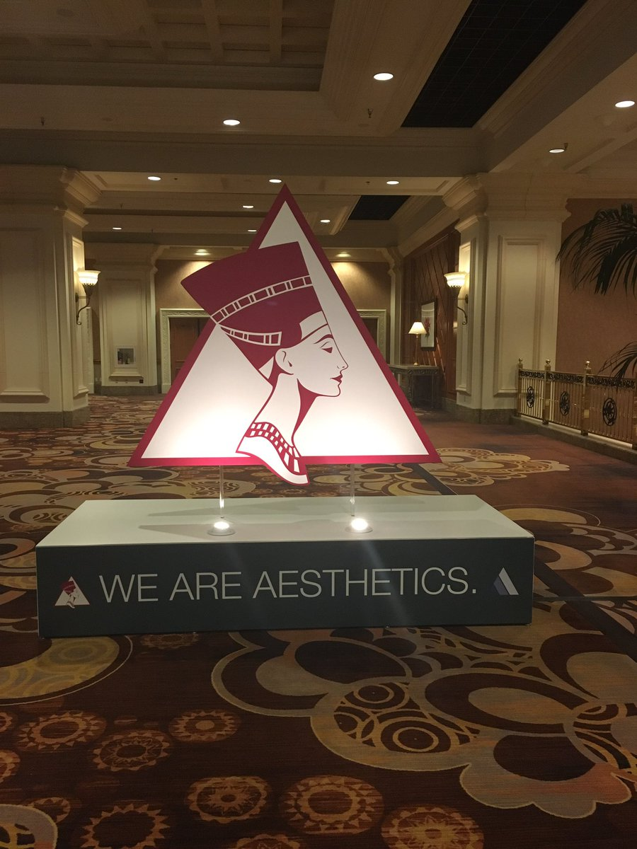 We look forward to seeing you at The Aesthetic Meeting. Use #ASAPS16 https://t.co/eMn746ZJWV