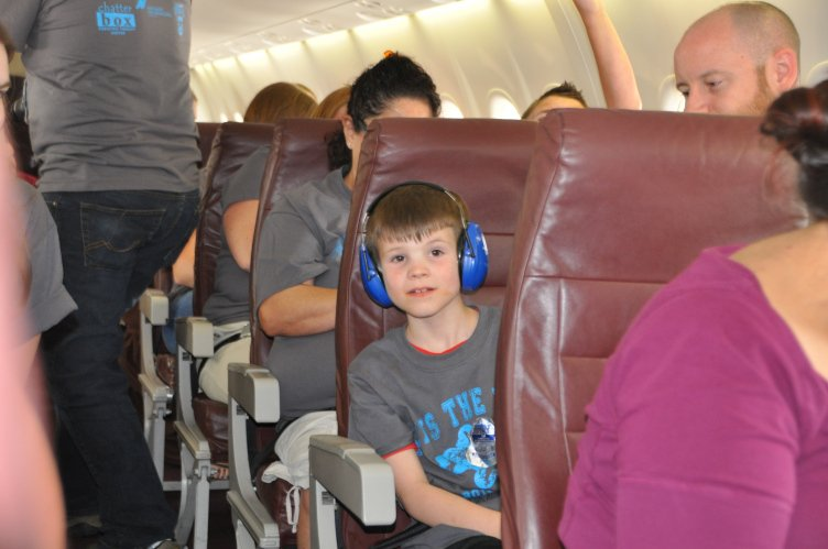 Travel can be overwhelming for a child with autism. See how we help: