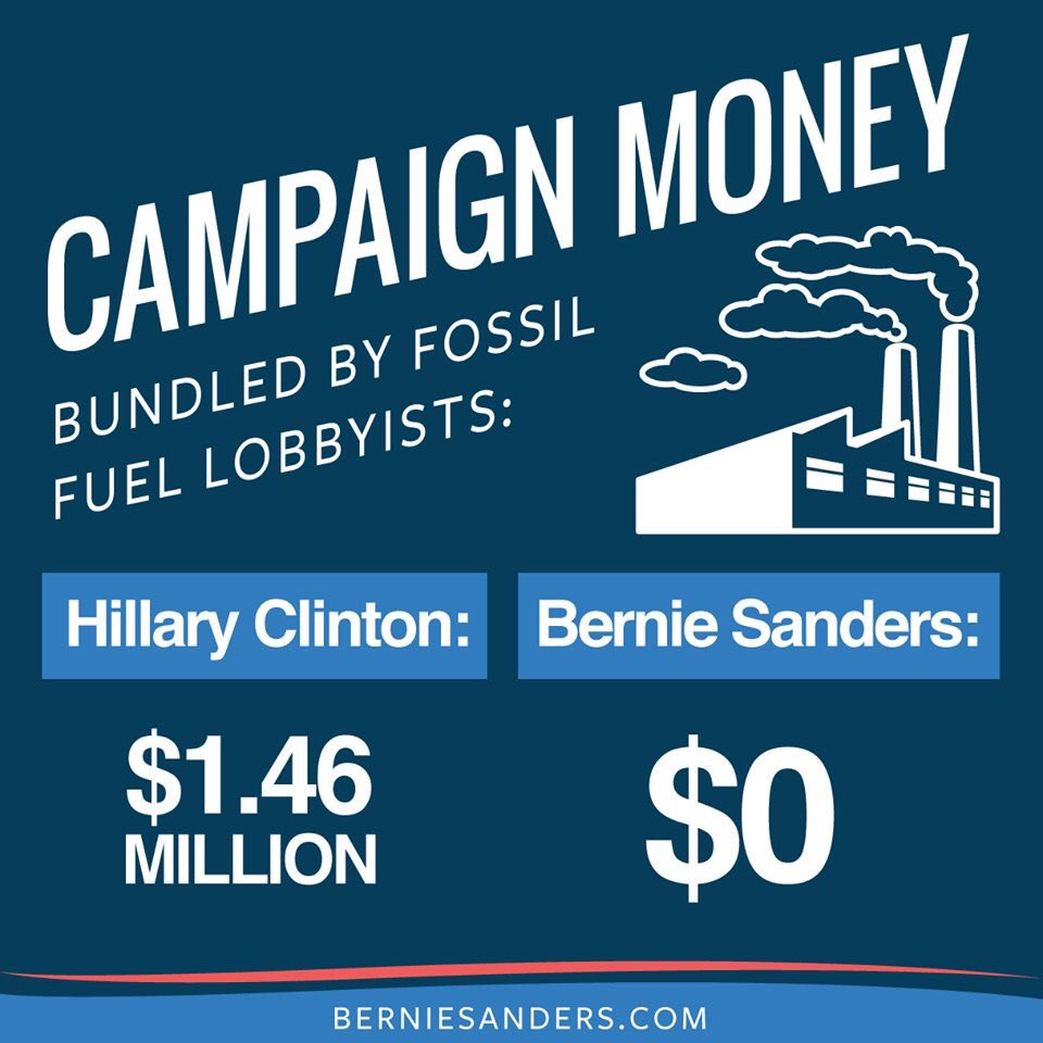 #ApologizeForWhat how about the $1.6 million in campaign money bundled by fossil fuel lobbyists @HillaryClinton https://t.co/LI2marfOpW