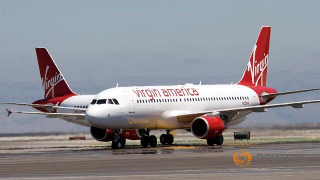 Alaska Air nears deal to buy Virgin America for over US$2