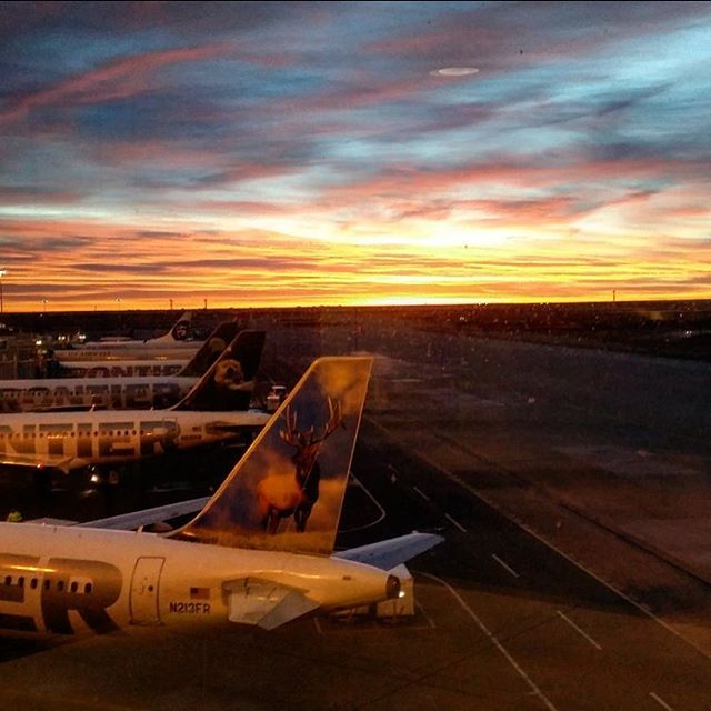 Thanks to our fan Cassandra for sharing this amazing sunset with us!