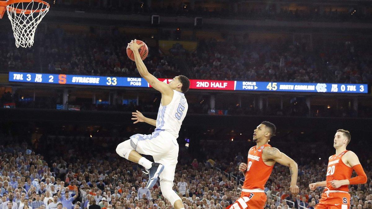 North Carolina, Villanova to meet in NCAA final