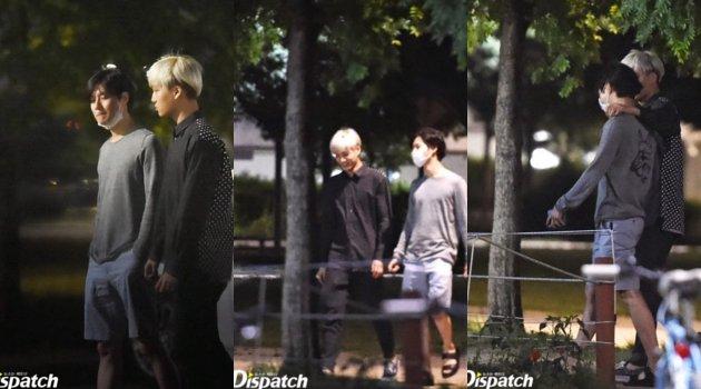 son naeun and taemin dating