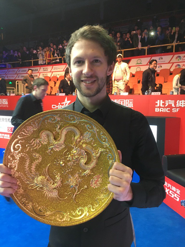 A very happy #chinaopen champion @judd147t https://t.co/OaP6QcCk5y
