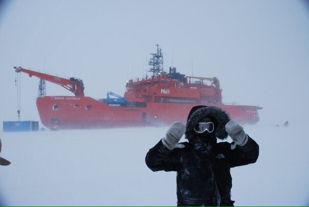 RT @cregennan: Let's remember Katharine Giles. Please vote and RT. https://t.co/ra71wtsVZ0 #NameOurShip #Climate #WomenInScience https://t.…