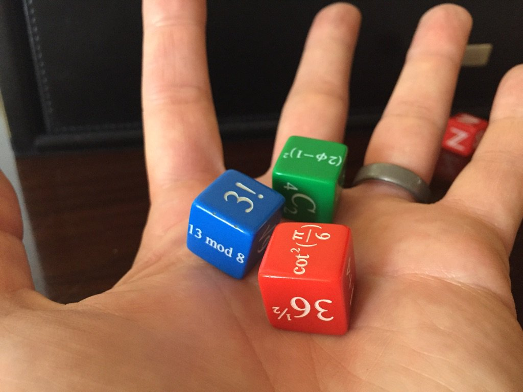 Fantastic. These dice will cause a lot of arguments! Made by Eric Harshbarger. https://t.co/cIojXXbmo8 https://t.co/VaqifxVQL5