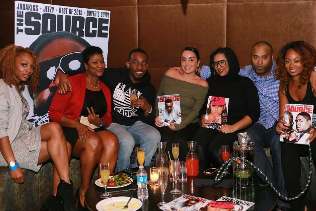 With my @thesource family they showed up and showed out love you guys. #1stsundaybrunch #SourceSundayBrunch https://t.co/DqcXJFqztE