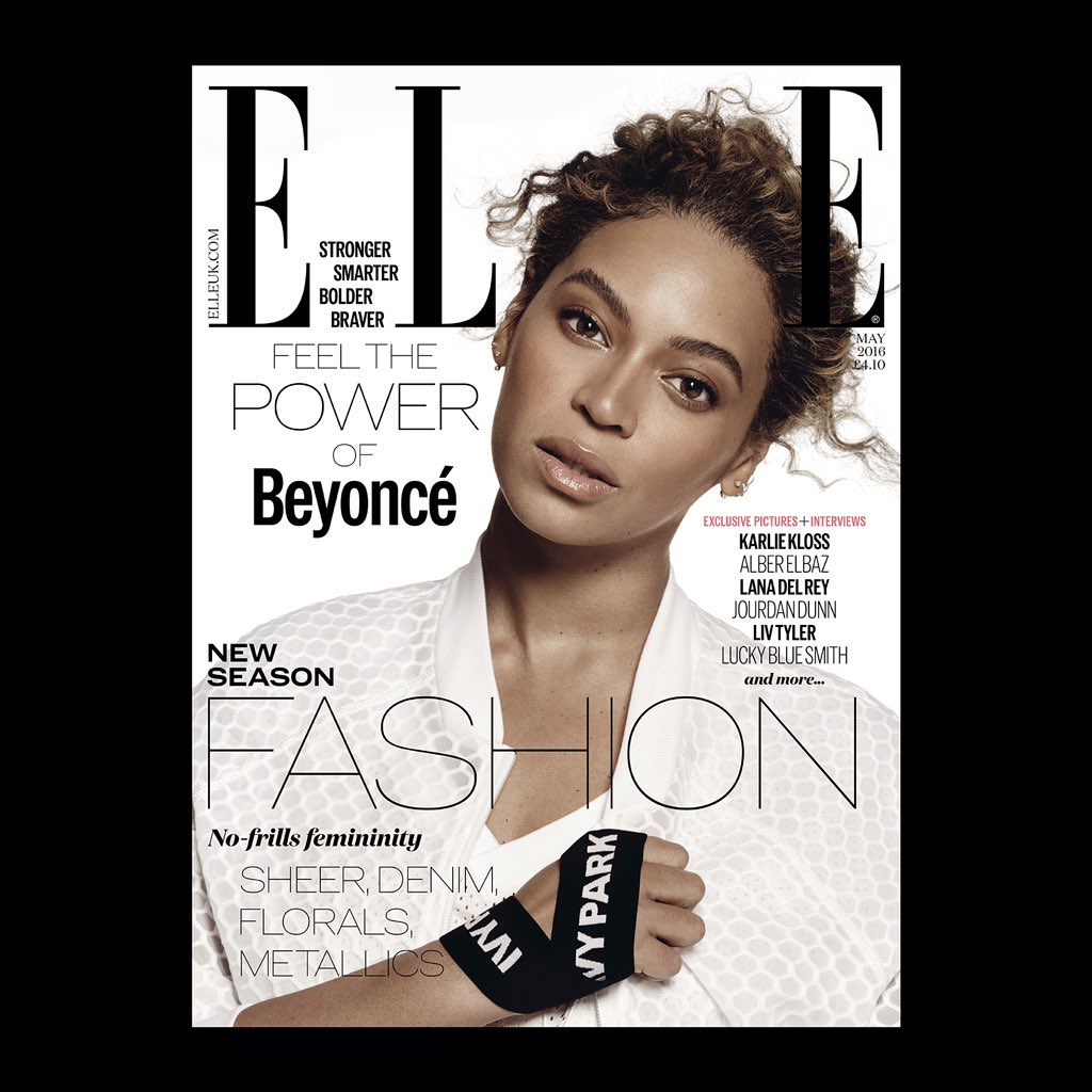 Out tomorrow morning our new issue starring @Beyonce #ELLEXbeyonce #morewomen https://t.co/58zQDcLemm