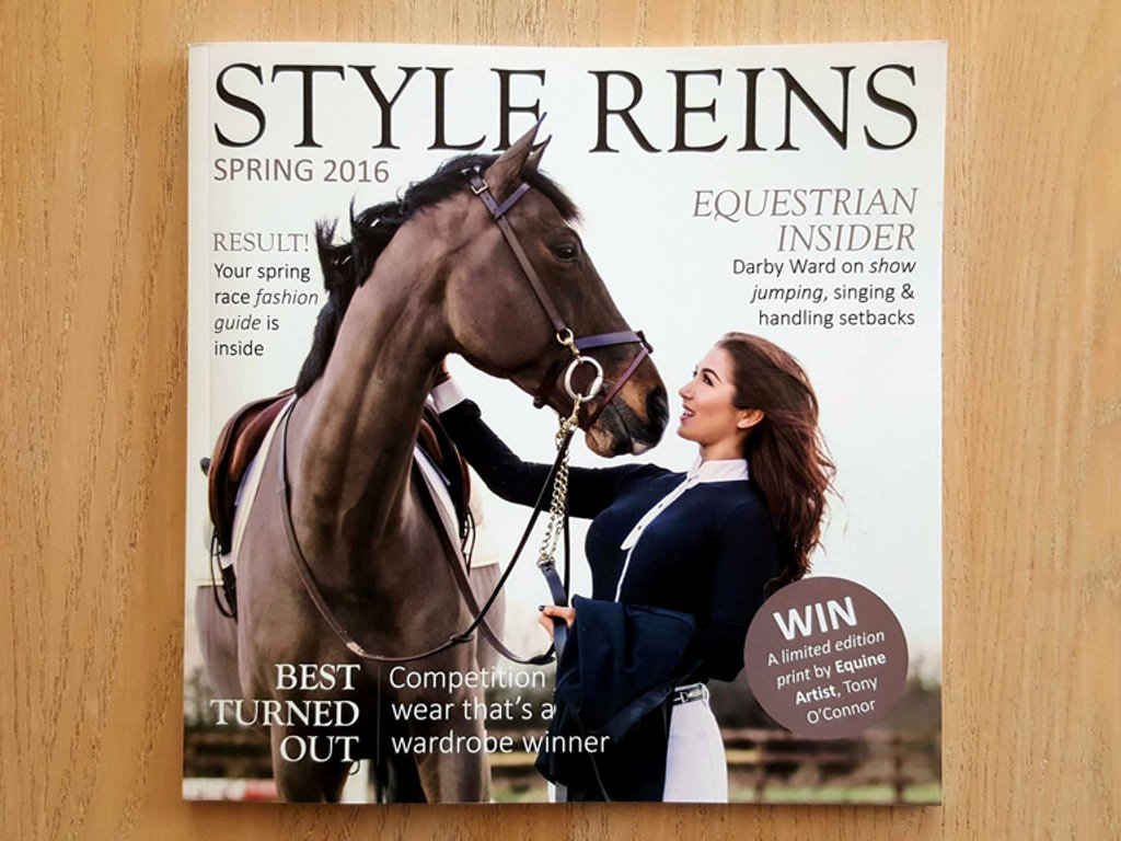 Into #equestrian #style & #fashion? Help my good friend @StyleReins go to print! - https://t.co/58t4DVaWV4 https://t.co/vsGLN2usYQ