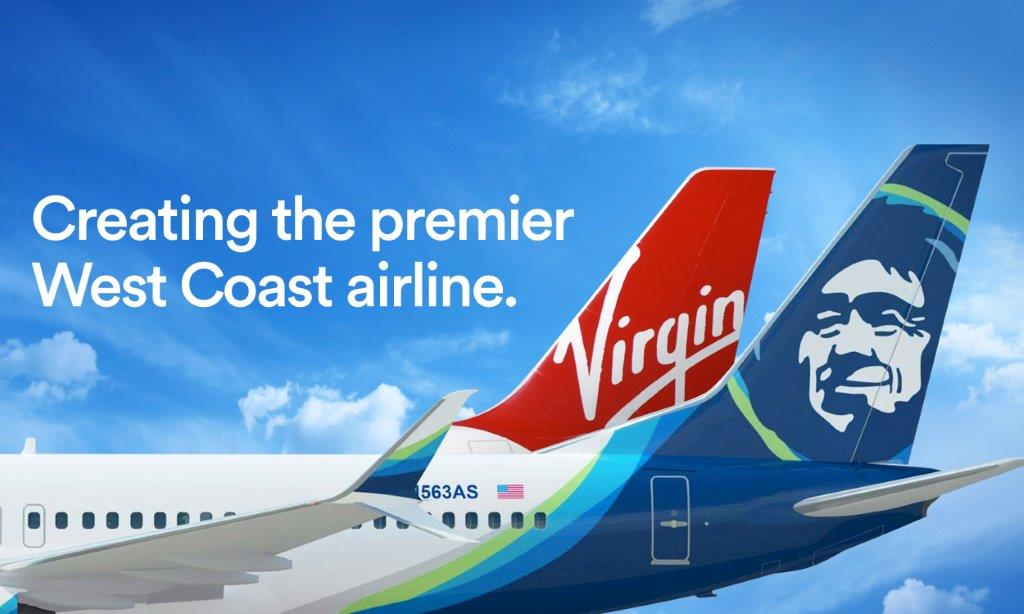 We're joining with @VirginAmerica to create the West Coast's premier airline.