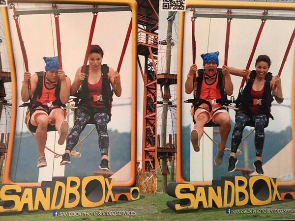 TRAVEL THE DOLCE AMORE WAY: Try the giant swing at Sandbox in Poroc, Pampanga! https://t.co/2g41EOlMsx https://t.co/f0yA59Qgqu