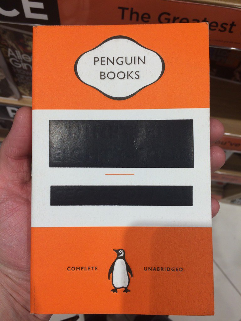 Nicely done @PenguinClassics, nicely done https://t.co/e5qH5okKKH