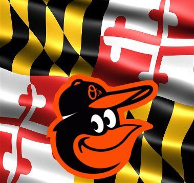 It's a beautiful day for baseball! Go O's! https://t.co/hObd88WxRt
