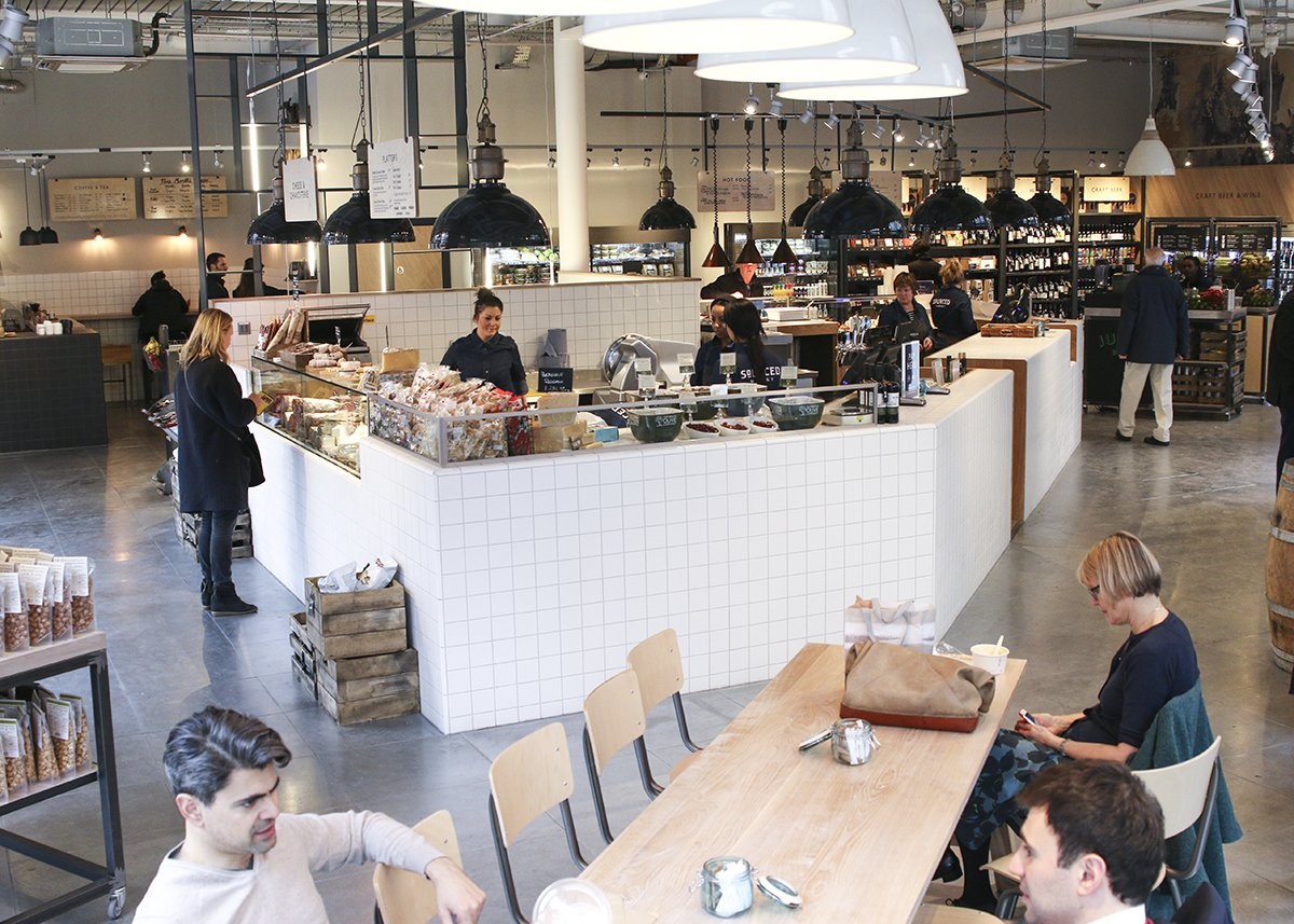 Welcome to Sourced Market Marylebone! We're offering our usual range of fantastic products! https://t.co/8gphdW7QoV